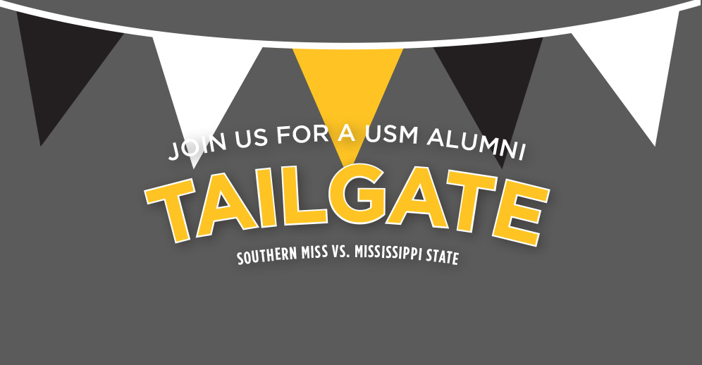 Southern Miss vs. Mississippi State Alumni Tailgate