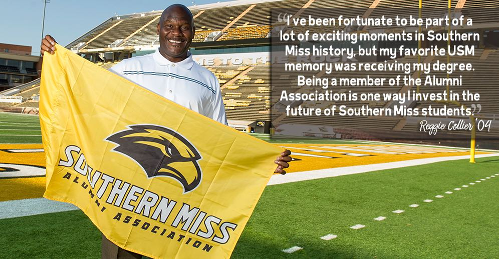 Join the Southern Miss Alumni Association