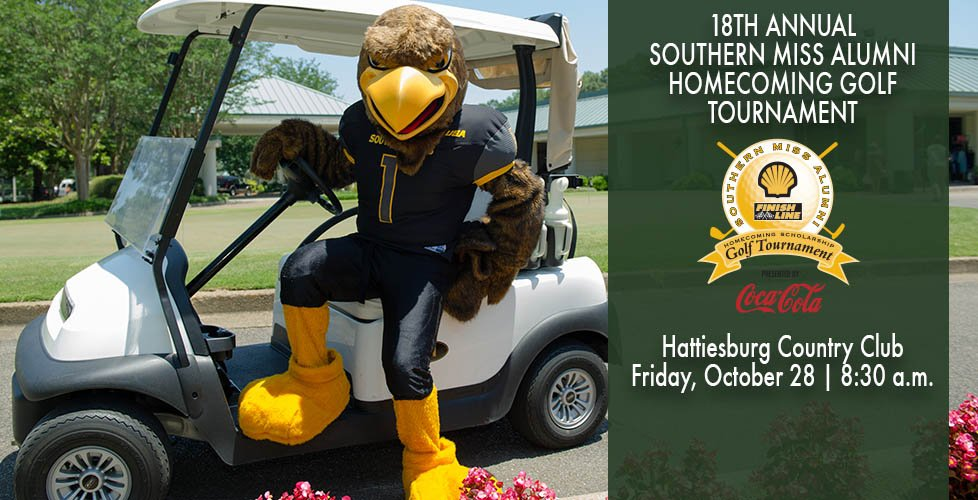 18th Annual Alumni Homecoming Golf Tournament