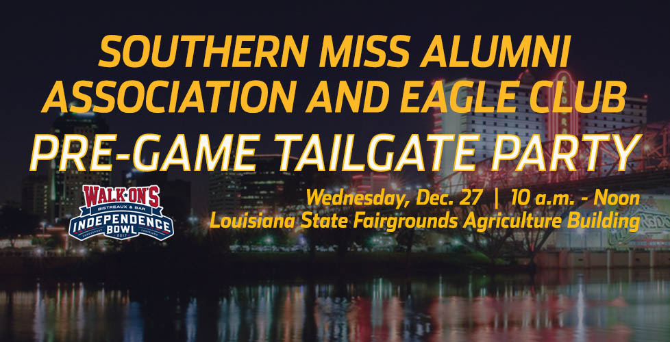 Independence Bowl Pre-Game Tailgate Party