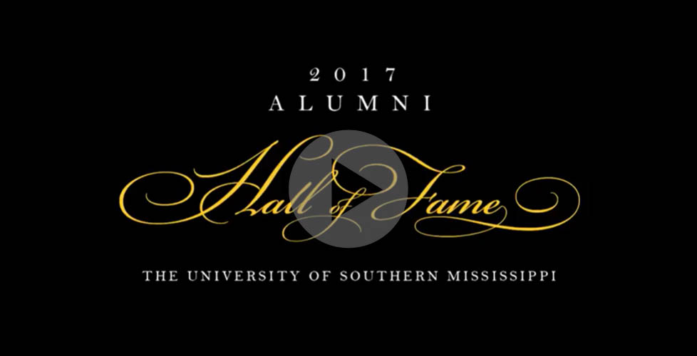 2017 Alumni Hall of Fame Inductees